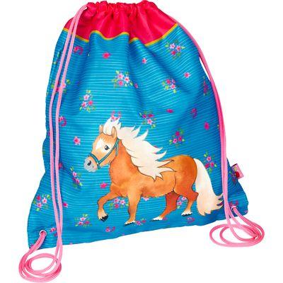 Turnbeutel Mein kleiner Ponyhof