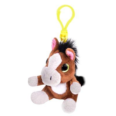 Plüschanhänger Pferd