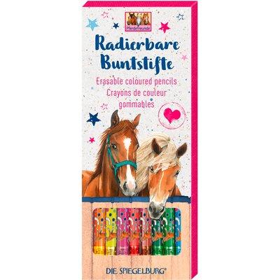 Die Spiegelburg Pferdefreunde Buntstifte