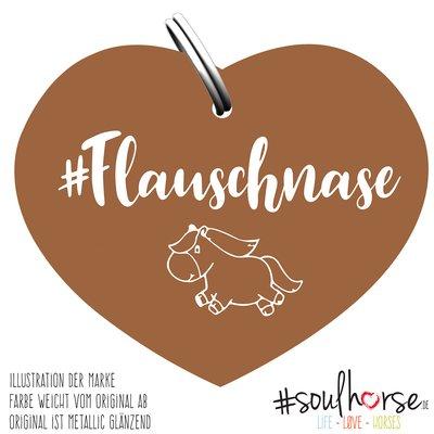 #Soulhorse Anhänger bronze | Flauschnase