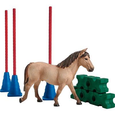 Schleich Pony Slalom