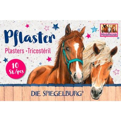 Die Spiegelburg Pflasterstrips Pferdefreunde