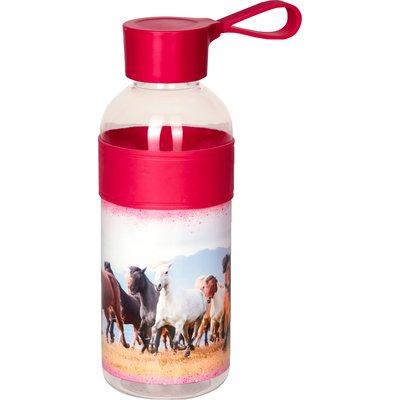 Die Spiegelburg Trinkflasche Pferdefreunde