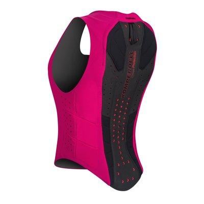 KOMPERDELL Sicherheitsweste Ballistic Vest Women black/pink | XXS