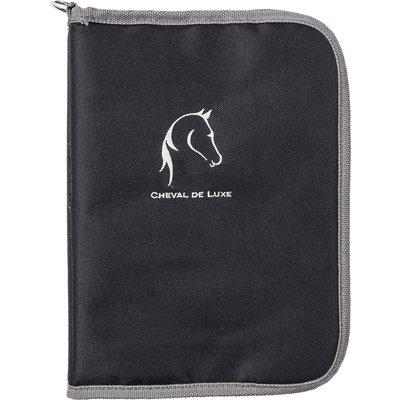 Cheval de Luxe Equidenpassmappe onyx black
