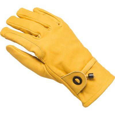 L-pro West Western-Handschuhe gelb | XL