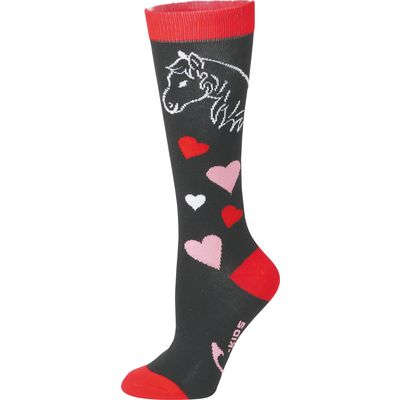 L-KIDS Reitsocken Horselove