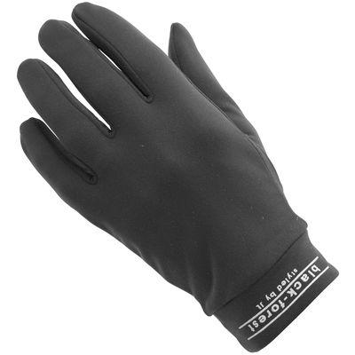 Unterzieh-Handschuhe, black-forest