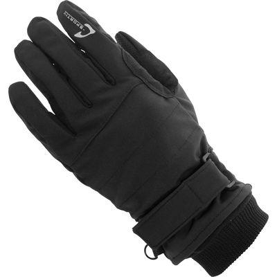L-SPORTIV Softshellhandschuhe schwarz | XXL