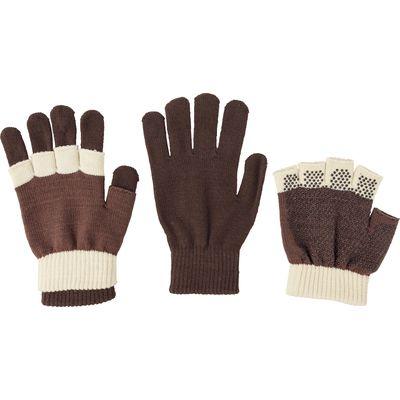 Magic-Grippy-Handschuhe 2 in 1, Kinder und Erwachsene
