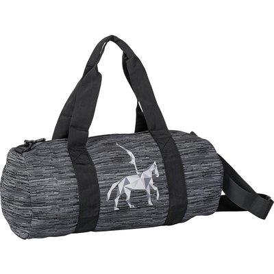 Ute Bächer Sporttasche grau/schwarz