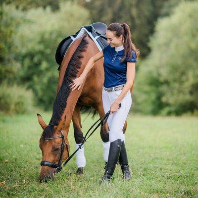 Cavallo Reithose Cleo Grip Dot C