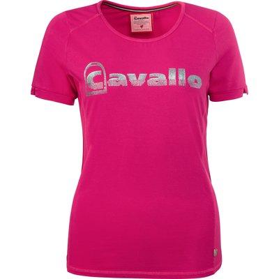Cavallo T-Shirt Pandur pinky pink | 36