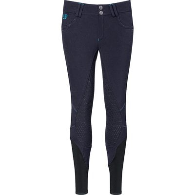 black forest Vollbesatz-Reithose navy | 128