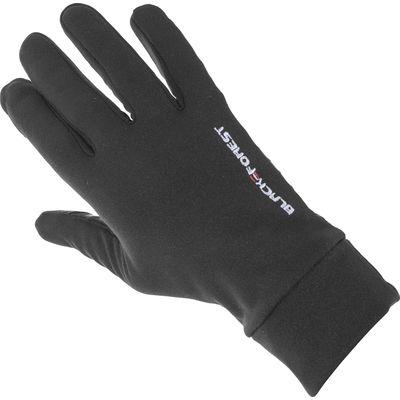 black forest Fleece-Reithandschuhe Grip & Touch