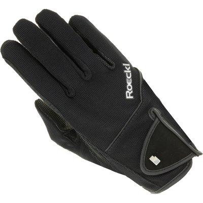 Roeckl Handschuhe Milano Winter schwarz | 7,5