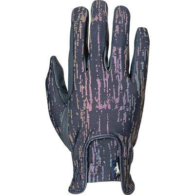 RIDE now Handschuhe mit Reflexdesign