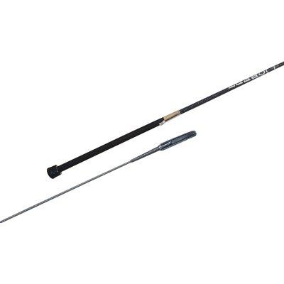 DÖBERT Dressurgerte schwarz | 110 cm