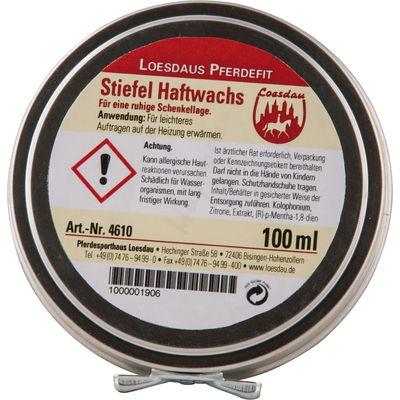 Loesdaus Pferdefit Stiefel Haftwachs 100 ml
