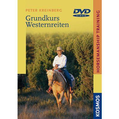 Grundkurs Westernreiten, DVD