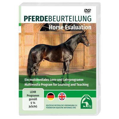 Pferdebeurteilung, DVD-ROM
