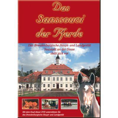 Das Sanssouci der Pferde, DVD