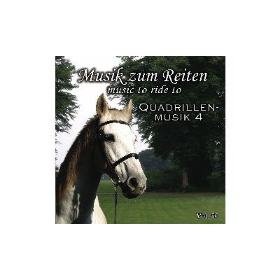 Quadrillenmusik 4 - Vol 50