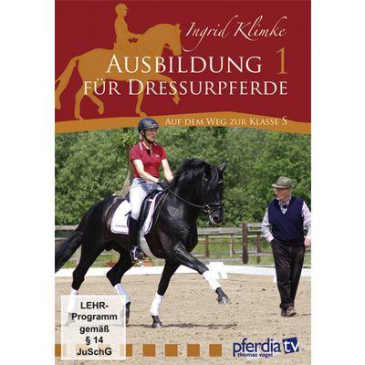 Ausbildung für Dressurpferde 1, DVD