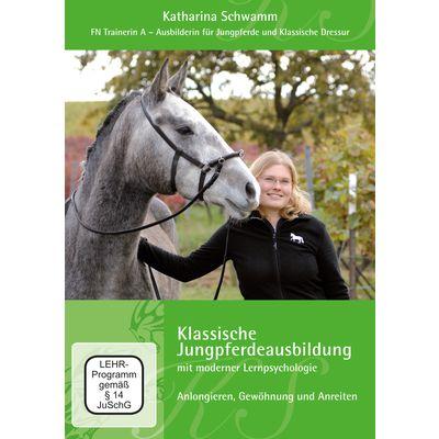 Klassische Jungpferdeausbildung, DVD