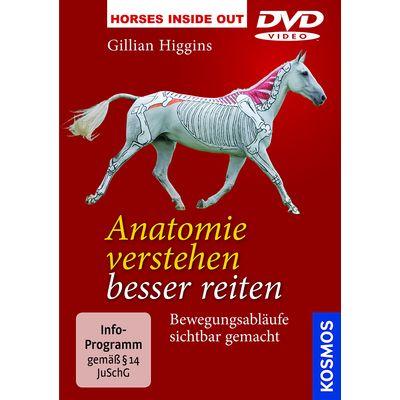 Anatomie verstehen - besser reiten, DVD