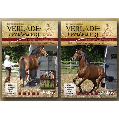 Verladetraining Teil 1 + 2, DVD