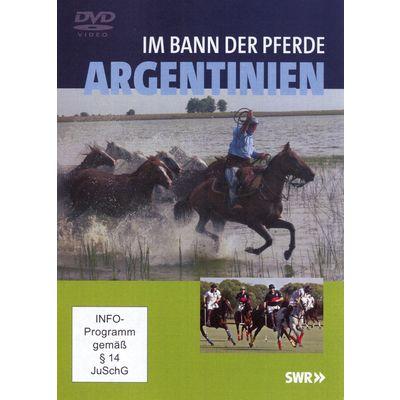 Im Bann der Pferde - Argentinien, DVD