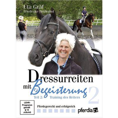 Dressurreiten mit Begeisterung, DVD
