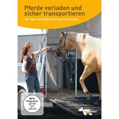 Pferde verladen und sicher transportieren, DVD