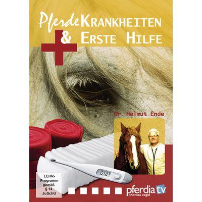 Pferdekrankheiten & Erste Hilfe, DVD