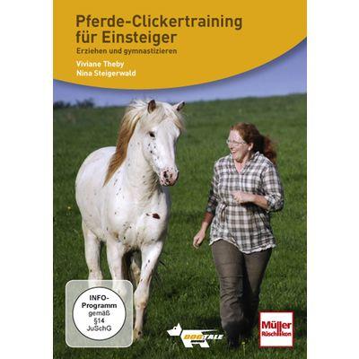 Pferde-Clickertraining für Einsteiger, DVD