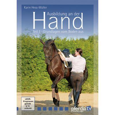 Ausbildung an der Hand, DVD