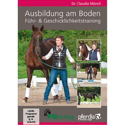 Ausbildung am Boden, FNverlag, DVD