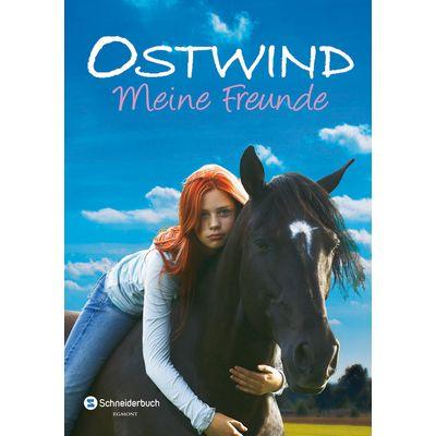 Freundebuch Ostwind, EGMONT