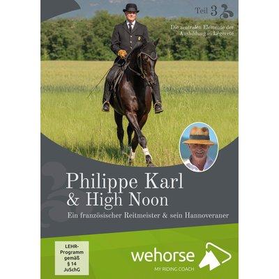 Philippe Karl und High Noon, DVD