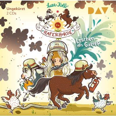 Die Haferhorde - Band 14, CD
