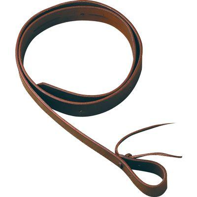 WEAVER LEATHER Latigo-Tie-Strap dunkel