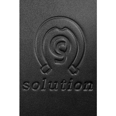 Schumacher Dressursattel Solution C SF schwarz/carbon | 17,5 Zoll