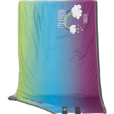 ESKADRON Young Star Abschwitzdecke Jersey Rainbow rainbow | 145 cm