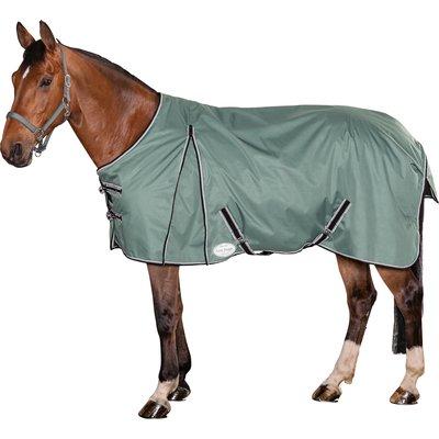 Horse-friends Outdoordecke mit langer Gehfalte
