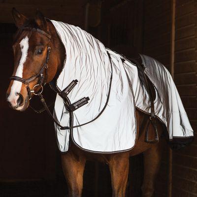 Horseware RAMBO Ausreitdecke Reflective Night Rider