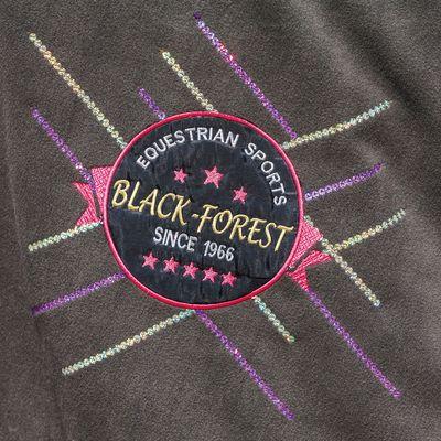 black forest Abschwitzdecke Fashionista