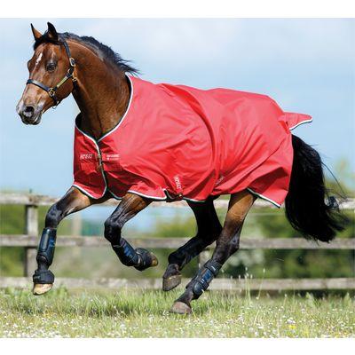 Horseware Outdoordecke AMIGO Hero 6 Lite 50 g red/white/green/black | 115 cm