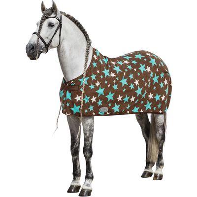 Horse-friends Fleece- und Abschwitzdecke My Star