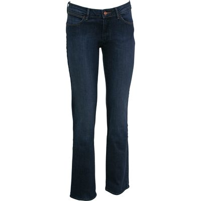 Wrangler Jeans Sara Narrow Navy Sea